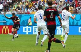 """Muller lập siêu phẩm, """"lăm le"""" cạnh tranh Vua phá lưới với Neymar, Messi"""
