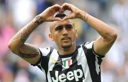 """Tin chuyển nhượng chiều 29/06: Arsenal muốn """"nẫng tay trên"""" Man Utd vụ Vidal"""