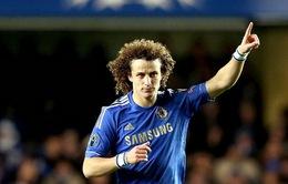 PSG chính thức hoàn tất thương vụ David Luiz từ Chelsea