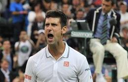 """Wimbledon 2014: Nole khiến Tsonga lần 3 """"ôm hận"""" trên mặt sân cỏ"""