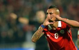 Tin chuyển nhượng ngày 01/07: Man Utd 99% có Arturo Vidal