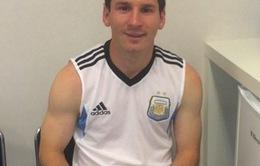 Messi dành tặng chiến thắng của Argentina cho phóng viên quá cố