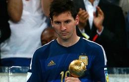 Maradona: Messi không xứng đáng nhận QBV World Cup 2014