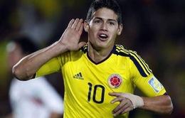 """Tin chuyển nhượng chiều 19/07: James Rodriguez - """"Galactico"""" 90 triệu Euro"""