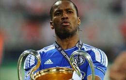"""Mourinho """"bật đèn xanh"""" cho Drogba trở lại Chelsea"""