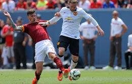 Man Utd thi đấu ấn tượng tại Mỹ, HLV Van Gaal vẫn chưa hài lòng