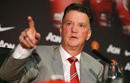 Huyền thoại Man Utd hết lời ca ngợi Louis van Gaal