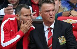 Louis van Gaal: Man Utd đã không chơi giống một đội bóng