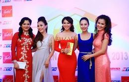 Én vàng, Én bạc và các sao quy tụ tại Người dẫn chương trình 2013