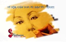Cuộc thi Kí họa chân dung MC trải nghiệm của S-Vietnam