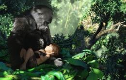 """Công nghệ 3D trong """"Tarzan – Cậu bé rừng xanh"""" tiến tiến đến mức nào?"""