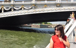 Paris trên dòng sông Seine