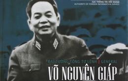 Sách ảnh về Đại tướng tái bản nhân kỷ niệm 60 năm Chiến thắng Điện Biên Phủ