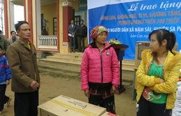 Hành trình mang ánh sáng văn hóa đến với dân nghèo