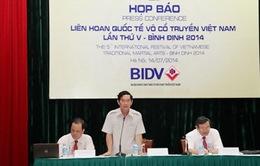 Liên hoan Quốc tế Võ cổ truyền Việt Nam lần thứ V: Về miền đất võ