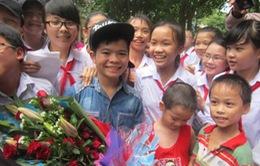 Quang Anh và chuyện những ngày ở quê