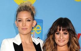 Sao Glee vượt qua cú sốc nhờ Kate Hudson
