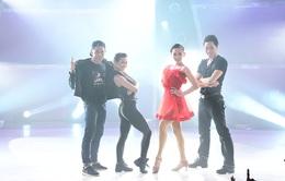 Đêm đăng quang Thử thách cùng bước nhảy, ai sẽ là vũ công được yêu thích nhất?