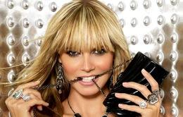 40 tuổi, Heidi Klum tuyên bố không trình diễn nội y