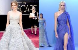 Thử chọn đồ dự tiệc Oscar cho các kiều nữ