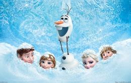 "Frozen gia nhập ""câu lạc bộ 1 tỷ USD"""