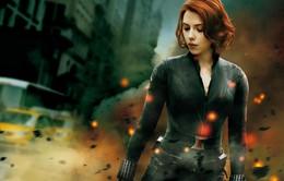 """""""Góa phụ đen"""" mang bầu, tương lai của The Avengers 2 ra sao?"""