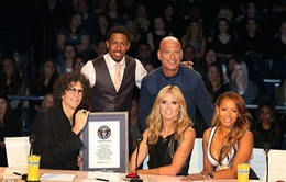 "Format ""Got Talent"" xác lập kỷ lục thế giới"
