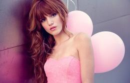 Độc chiêu giữ dáng của công chúa Disney mới Bella Thorne