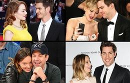 Cặp đôi nào đáng yêu nhất Hollywood?