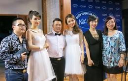 Hậu trường sôi động của Gala trao giải Vietnam Idol