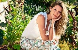 Kiếm tiền giỏi nhất làng người mẫu Gisele Bundchen cũng nuôi gà tại gia