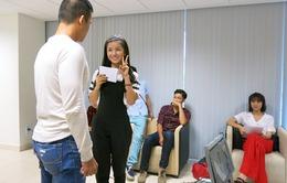 Hé lộ những hình ảnh casting phim hợp tác giữa VTV và Hàn Quốc