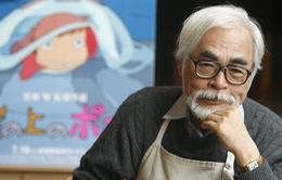 """Phim cuối cùng của Miyazaki """"gây bão"""" tại Nhật"""