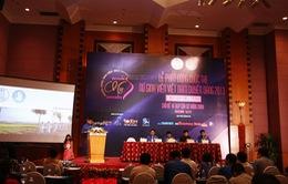 Cuộc thi Nữ sinh viên Việt Nam duyên dáng 2013 khởi động