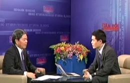 VIDEO:  Bộ trưởng Bộ Tài Nguyên và Môi trường trả lời về việc cấp sổ đỏ năm 2013