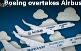 Cuộc chiến Boeing – Airbus vẫn căng thẳng