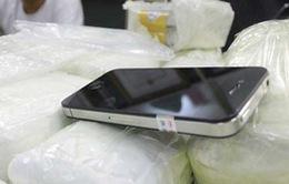 Bắt giữ số lượng lớn điện thoại iPhone lậu