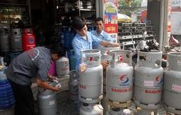 Giá gas giảm 24.000 đồng/ bình 12kg