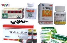 Trung Quốc: Thuốc bổ chứa chất độc