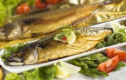 Tăng tuổi thọ nhờ ăn cá