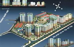 Điều chỉnh quy hoạch khu đô thị mới Nghĩa Đô
