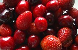 Thực phẩm màu đỏ đẩy lùi cảm lạnh