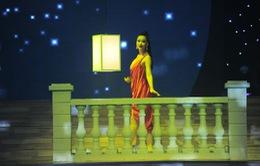 Những hình ảnh ấn tượng show 3 Bước nhảy hoàn vũ