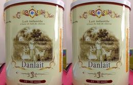 Viện Pasteur kết luận sữa Danlait đảm bảo chất lượng