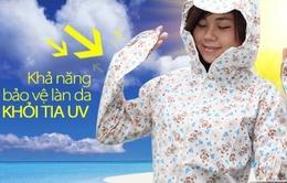 Áo chống nắng chống tia tử ngoại: Không tác dụng như quảng cáo