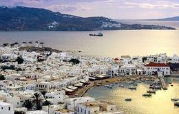 Du lịch phát triển thúc đẩy kinh tế Hy Lạp