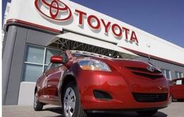 Toyota dẫn đầu doanh số bán ô tô quý I