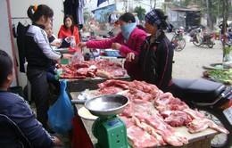 Giá thịt lợn giảm mạnh