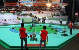 Hôm nay (7/5): Chung kết Robocon Việt Nam 2013 khởi tranh
