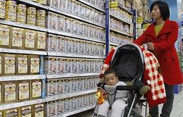 Trung Quốc lập ngân hàng sữa mẹ